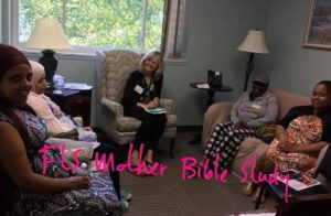 Mothers Bible study group